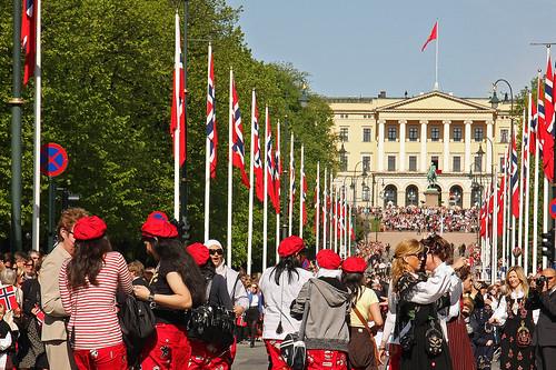 Karl Johansgate, Oslo - Norway