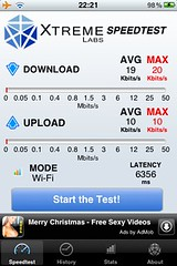 WiFi Speed Test in Lhokseumawe, Aceh