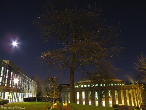 Fraser Building and Round Reading Room