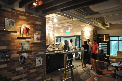 Wild Honey Restaurant Singapore