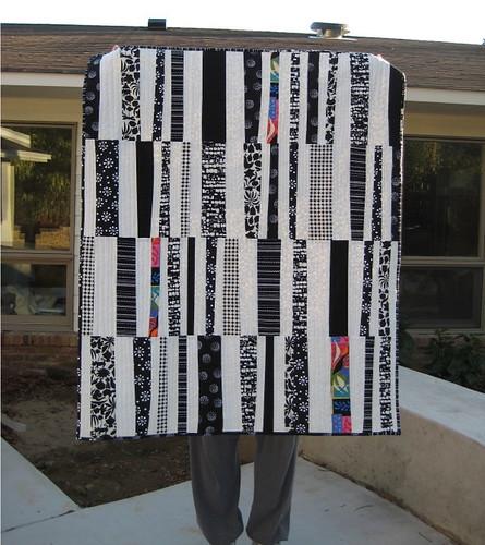 Opera quilt