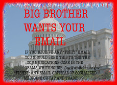 BIG BROTHER WANTS TO READ YOUR EMAIL