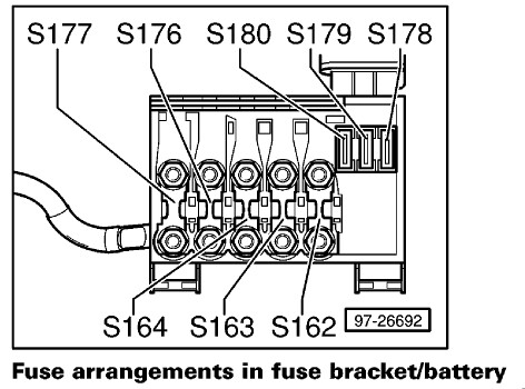 2000 Vw Beetle Fuse Box Under Hood : 34 Wiring Diagram