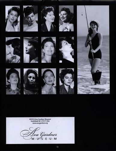 Ava Gardner Museum Swag