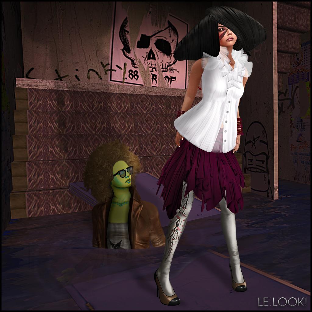 January Week 1 - Fashion & Style - AnnoyingJapaneseChild Dinosaur