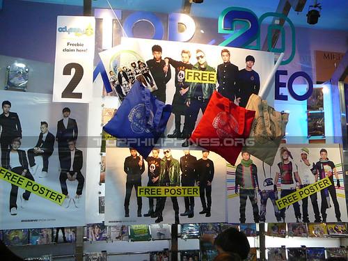 Big Bang Album Launch - 2011.05.14