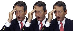 Mark Sanford -- He's Back!