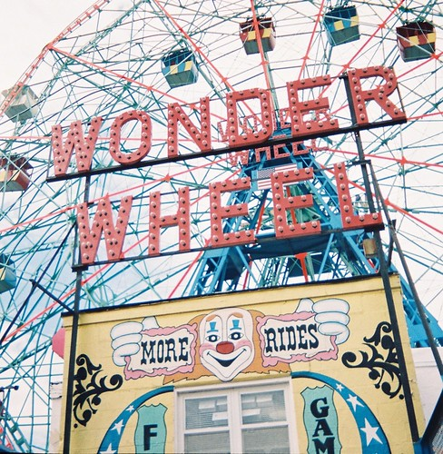 Coney Wonder Wheel '09