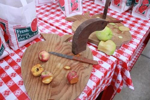 Taste Test Apples