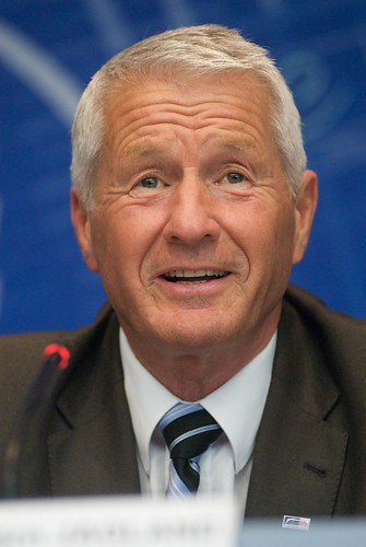Thorbjørn Jagland, Council of Europe Secretary General election