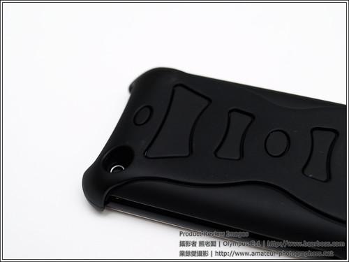 SAFPWR  iPhone 3G 魚骨背夾電池殼