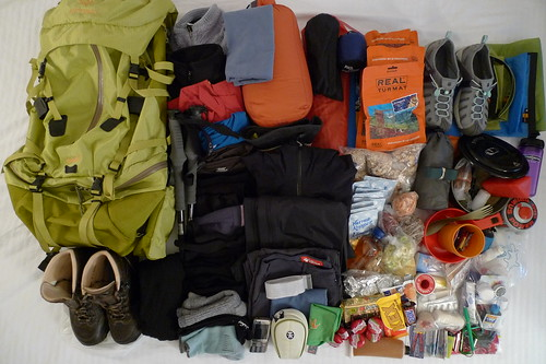 hiking backpacking arcteryx packning (Photo: mismisimos on Flickr)