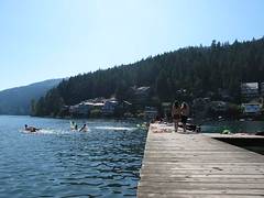 Cultus Lake Docks