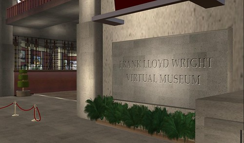 Frank Lloyd Wright Museum in Usonia. Photograph by PJ Trenton