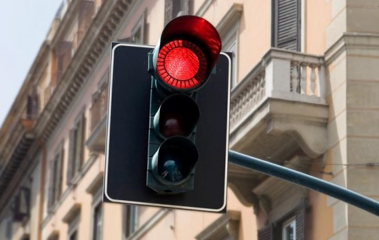 A great improvement for traffic lights