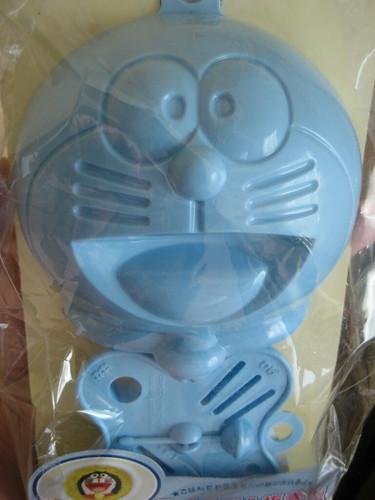 Doraemon rice mold