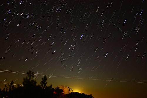 Perseids Meteor Shower 2009