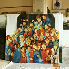 Atelierbesuch Bruno Ritter 5_2009 09 15_2384