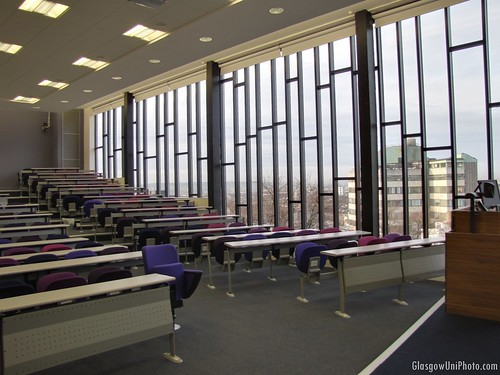 Adam Smith Lecture Theatre T415