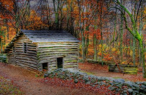 19th Century Barn and Yard