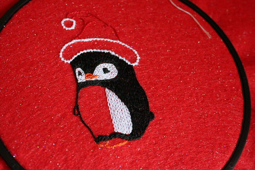 WIP: Bad Bird's Penguin