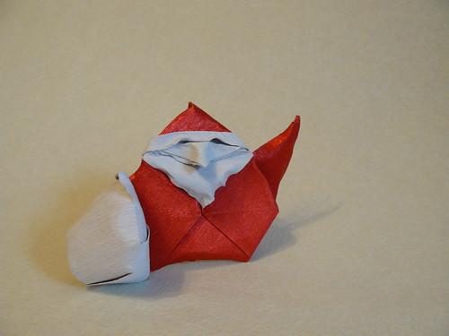 Hoang Tien Quyet. Santa Claus