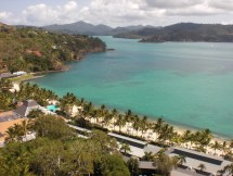 View from Reef View Hotel Hamilton Island