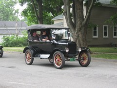 Antique Ford Model T