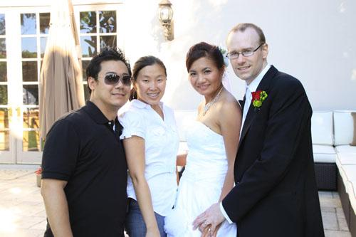 Dave, Tina, Kelly & Glen