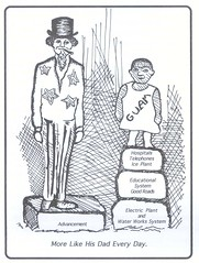 Cartoon, July 1912