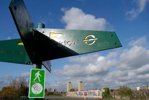 Greenway, Plaistow