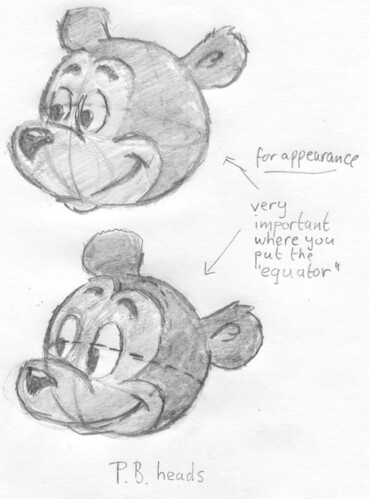 Preston Blair, sketch 4