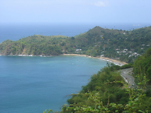 Tobago view