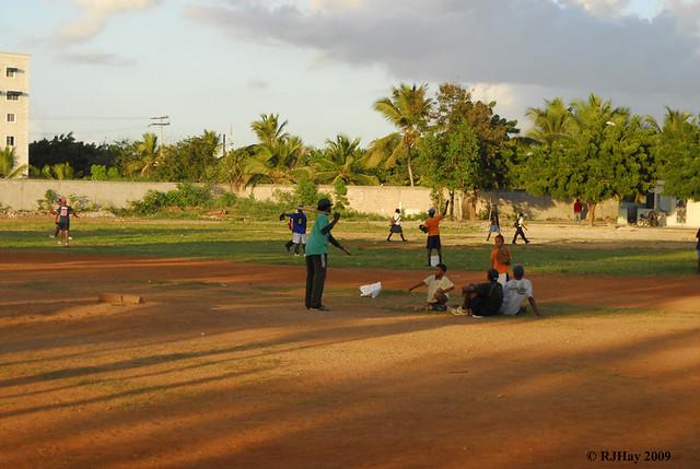 """Shagging Baseballs"" - Dominican Republic"