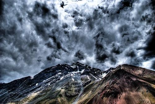 Mountain HDR.