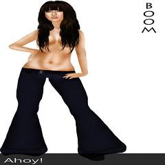 _BOOM_ Seaman Pants