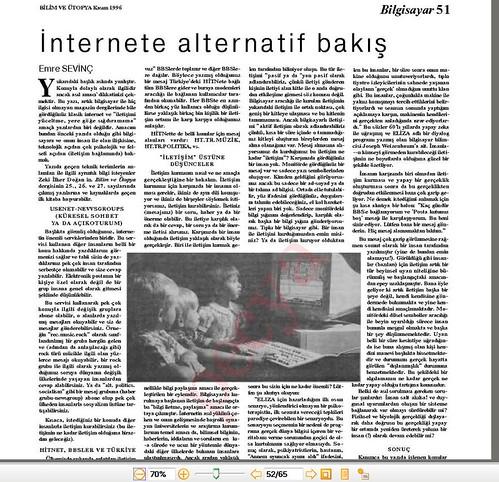 Internet ve HiTNET