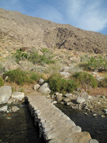 Taquitz Creek crossing by you.