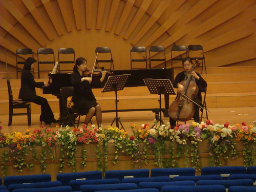 Dress Rehearsal in Pyongyang; photo Nicole Finneman