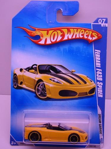 HWS Ferrari F430 Spider
