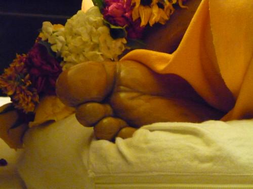 Prabhupads lotus feet