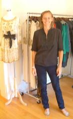 Antik Batik designer Gabriella Cortese