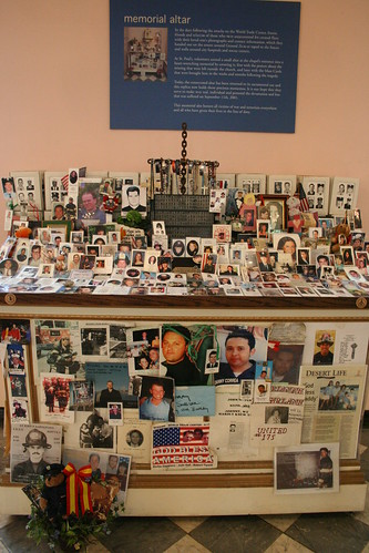 NYC: 9/11 Memorials