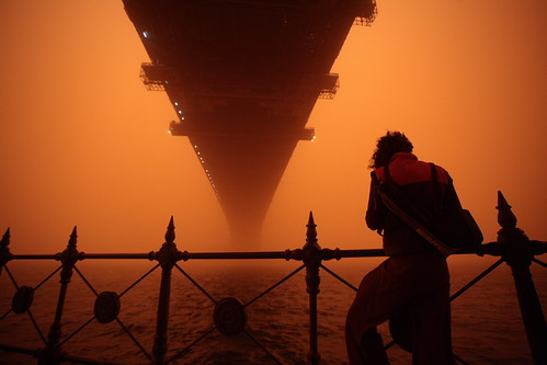 Sydney Sandstorm