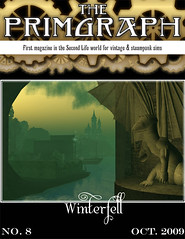 Primgraph Issue 8 - cover