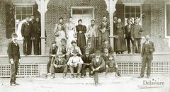 Delaware State College Ca. 1900