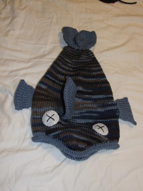 S's Fish Hat