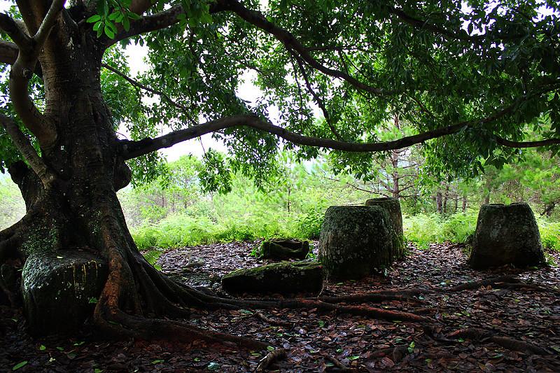 Plain of Jars Site 2, Phonsavan