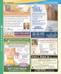 Orlando Plastic Surgery Yellow Pages Ads