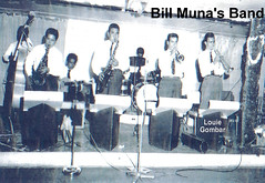 Bill Muna Band, 1961